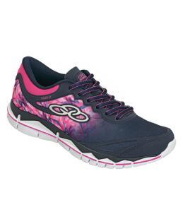 Tênis Olympikus Thin 2 Feminino - Marinho e Pink- R$ 90