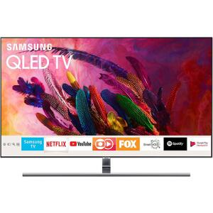 Smart TV 4K Ultra HD Samsung QLED 55 polegadas Q7F QN55Q7FAMG