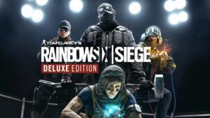 Tom Clancy's Rainbow Six Siege Deluxe Edition (PC)