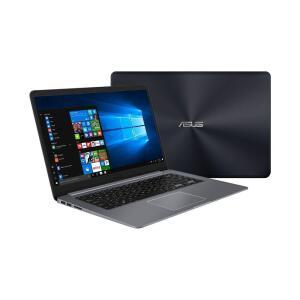"ASUS Notebook X510UR-BQ378T Intel Core I5 Windows 10 home 4Gb Ram Armazenamento 1000GB SATA, tela 15.6"" Full HD Cinza - R$2219"