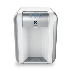 Purificador de Água Electrolux Branco PE11B Bivolt com Painel Touch por R$ 293
