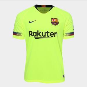 Camisa Barcelona away 2018