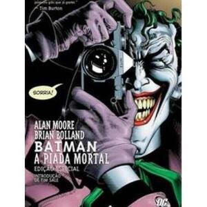 Batman - A piada mortal | R$16,84