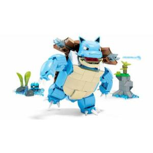 Mega Construx Pokemon Blastoise - Mattel | R$63