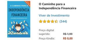 eBook grátis: O Caminho para a Independência Financeira