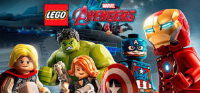 LEGO Marvel Avengers (PC) | R$ 12 (75% OFF)