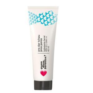 Hidratante Facial Tchau Poros 40Ml | R$20