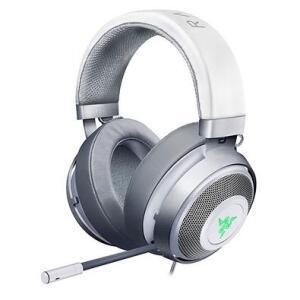 Headset Gamer Razer Kraken 7.1 V2 Mercury White - USB | R$490
