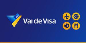 Acumule R$ 200 em compras e receba R$ 20 de desconto na fatura pagando com Visa