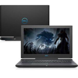 "Notebook Gamer Dell G7-7588-U10P: I5 8300H 8GB 1TB GTX 1050Ti 15.6"" FHD IPS Linux | R$3750"