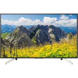 "Smart TV Android LED 55"" Sony KD-55X755F Ultra HD 4k com Conversor Digital 4 HDMI 3 USB 60Hz - Preta"