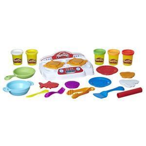 Conjunto Massinha Play-Doh Criações no Fogão, Hasbro, Multicor | R$55