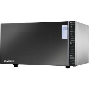 Micro-ondas Brastemp Espelhado Grill 32 Litros - BMG45 110V - R$570