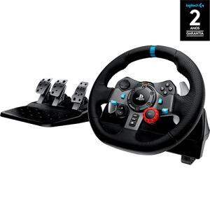 Volante Gamer G29 - PS4 PS3 e PC - Logitech por R$ 980