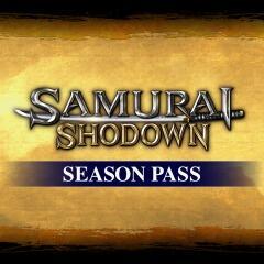 [DLC] Passe da 1ª Temporada do Jogo SAMURAI SHODOWN  - PS4 [Grátis]