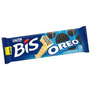 6 Caixas chocolate BIS OREO C/16 100,8g por 6.12
