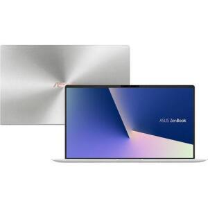 "Notebook Asus UX433FA-A6342T Intel Core I7 8GB 256GB SSD LED 14"" W10 Prata Metálico | R$"