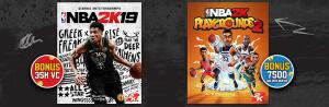 2K19 + NBA 2K PLAYGROUNDS 2 - R$40