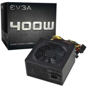 Fonte EVGA 400W 100-N1-0400-L - R$142