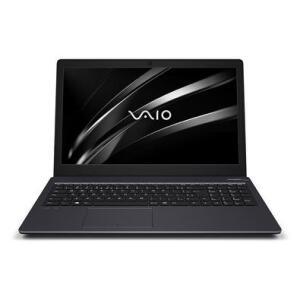 Notebook Vaio Fit 15S, Intel Core i3-6006U, 4GB, SSD 128GB, Windows 10 Home, 15.6´ - VJF154F11X-B1111B | R$2.100