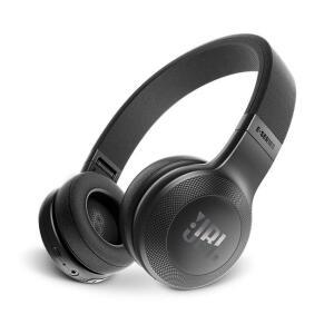 Fone de Ouvido Sem Fio JBL On Ear Headphone Preto - JBLE45BTBLK - R$282