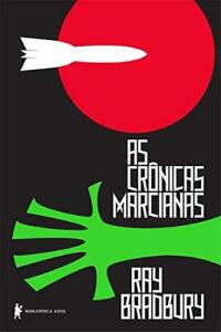 Livro | As Crônicas Marcianas -  R$20