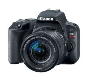 Câmera Cannon EOS SL2