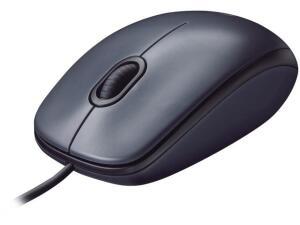 Mouse Sensor Óptico 1000dpi Logitech - M90 R$20