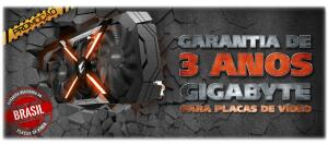 PRÉ-VENDA - Placa de Vídeo Gigabyte Radeon RX Vega 56 Gaming OC Dual 8GB HBM2 2048Bit