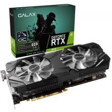 PLACA DE VÍDEO GALAX GEFORCE RTX 2070 1-CLICK OC EX DUAL, 8GB GDDR6, 256BIT