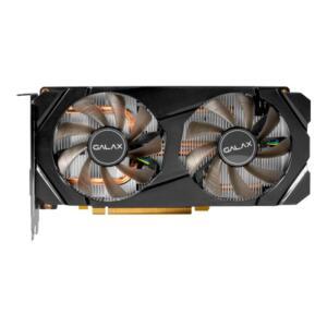 Placa de Vídeo GTX 1660 Galax 6GB DDR5 1-CLICK OC 192-BIT, 60SRH7DSY91C | R$ 1069