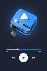 Free Movie Video Player & Media Player For Cloud - Play DVD,Blu Ray   Grátis