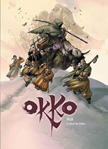 HQ   Okko. O Ciclo Da Terra - R$49