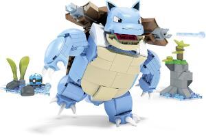 Blocos de Montar - Mega Construx - Pokémon - Blastoise - Mattel - R$65
