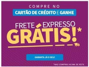 Jequiti - Frete Expresso grátis nas compras acima de R$ 79
