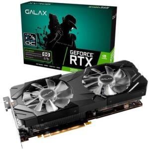 Placa de Vídeo Galax NVIDIA GeForce RTX 2070 EX 8GB - R$2339