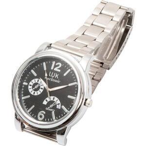 Relógio Masculino LUK Analógico Clássico GS1ELWJ3664 - R$30