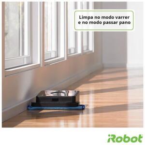 Robô Passa Pano Inteligente Irobot - Braava™ 380t