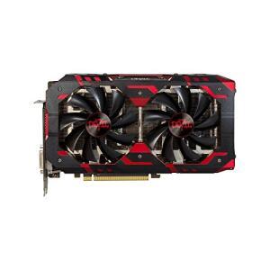 Placa de Video Power Color, AXRX 580 8GBD5-3DH/OC - R$1.088