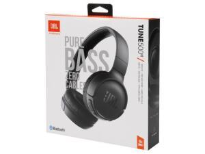 Headphone Bluetooth JBL T500BT com Microfone (Utilize o cupom!) + Frete
