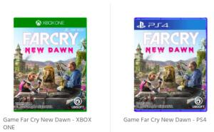 [R$76 com AME] Jogo Far Cry New Dawn Xbox One/PS4 Ubisoft | R$