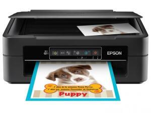 Impressora Multifuncional Epson Expression XP-241 - Jato de Tinta Wi-Fi Colorida USB por R$ 295