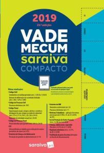 Vade Mecum Compacto - Brochura - 21ª Ed. 2019