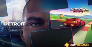 [PS Plus] Detroit + Horizon Chase Turbo - PS4