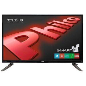 Smart Tv Philco 32' Led Hd Ph32c10dsgw 3 Hdmi Usb por R$ 854