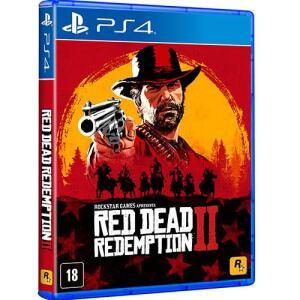 [AME R$118,00] - Red Dead Redemption 2 - PS4 POR R$118 ( COM AME)