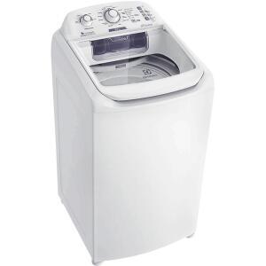 Lavadora de Roupas Electrolux 8,5Kg LAC09 - Branca - R$899