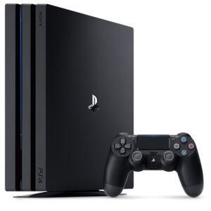 CONSOLE SONY PLAYSTATION 4 PRO 1TB + CONTROLE DUALSHOCK PRETO R$2096