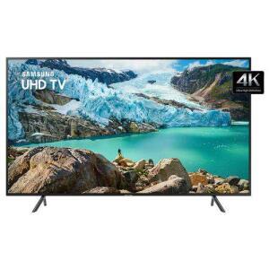 "Smart TV LED 49"" Samsung 4K HDR 49RU7100 3 HDMI   R$1699"
