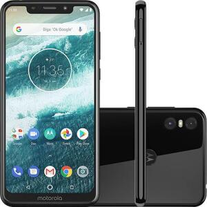 Smartphone Motorola One 64GB   R$1.077